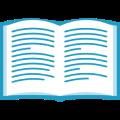 Livre représentant la dyslexie
